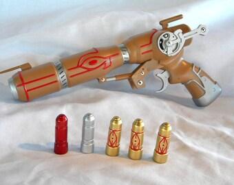 Outlaw Star Caster Gun kit