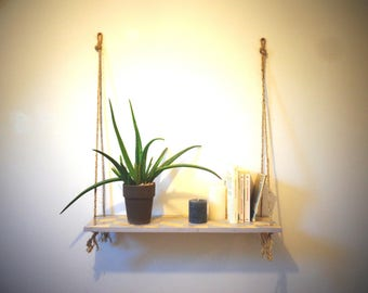 Hanging shelf / customizable
