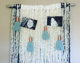 Picture perfect wall hanging