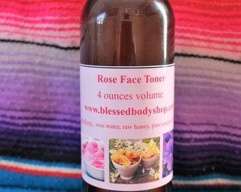 Rose Face Toner