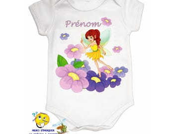 Onesie personalized with name ref 07