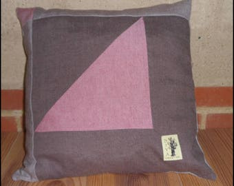 "CUSHION ""Rose"" organic"