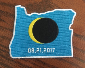 2017 Oregon Eclipse Patch