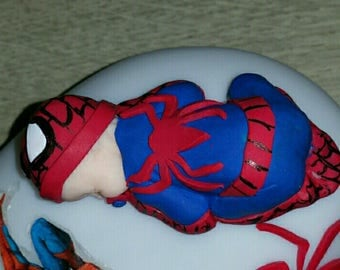 Perfect for personalizing Fimo spider baby