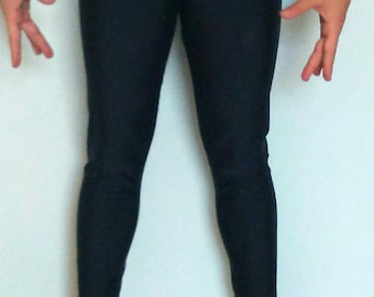 Leggings in lycra, size 2 years size 42