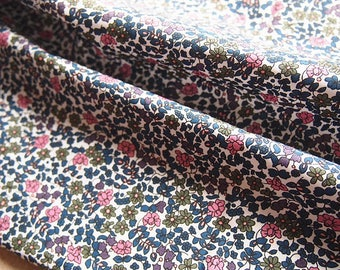 Cotton floral Liberty 140 * 50 cm