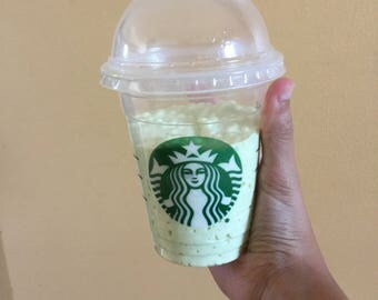 vanilla bean frappe floam