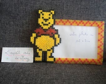 Winnie the Pooh, baby room decor wall frame