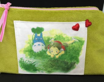 My neighbor totoro pouch