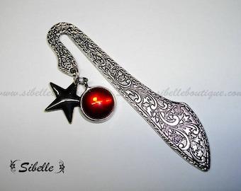 Bookmark stars - red (MpL16-2)