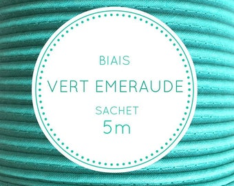 Sachet 5 bias - Emerald 10 m