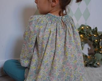 liberty blouse long sleeve lemonade betsy and smocking