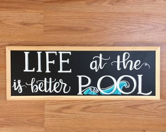Outdoor Chalk Board Signs
