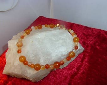 Genuine GEMSTONES AGATE bracelet