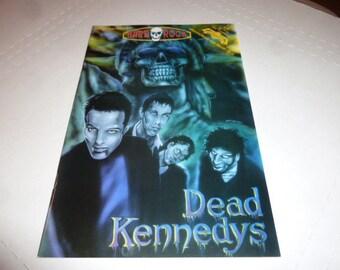 DEAD KENNEDYS Hard Rock Comics 1993