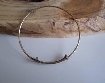antique bronze DQ Bangle bangle bracelet