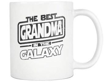 Grandma Mug, Future Grandma, Pregnancy Reveal, Grandma Gift, New Grandma, New Grandma Mug, Promoted To Grandma, Baby Announcement, Mugs