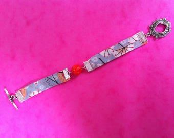 fabric bracelet liberty Japanese