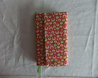 Protects-pocketbook fabric lined and empesé