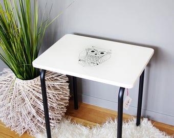 Owls kids small desk