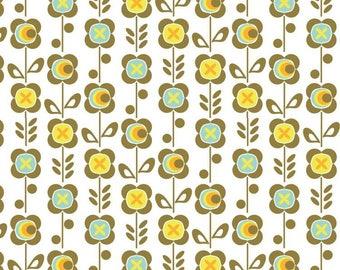Vintage Flowers fabric