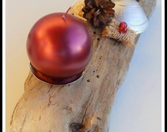 Original Driftwood candle holder