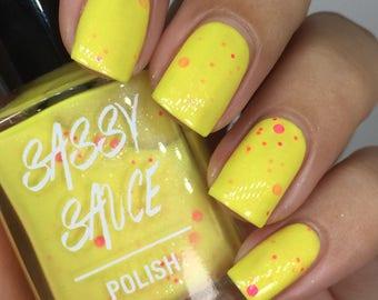 Pink Lemonade Indie Nail Polish