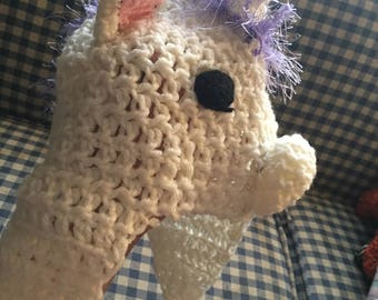 Unicorn Beanie