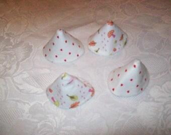 set of 4 cones pee pee pee teepee cover, stop Teepees, various patterns