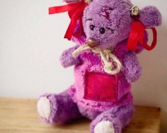 Yuliya bear
