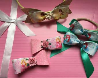 Princess Bows Gift Set