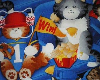 patchwork bear ref 12042818 movie fabric