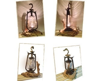Driftwood Berger fragrance Lampe