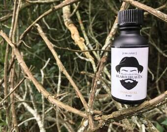 Beard Oil (Organic) Inmortal [Immortal]