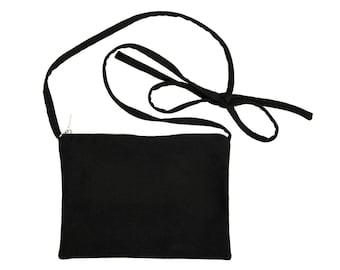 Pocket fabric & Black denim fabric FANNY provencal print