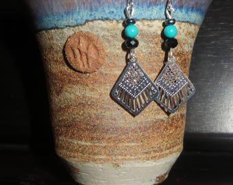Turquoise diamond N2