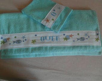 more washcloth Terry towel