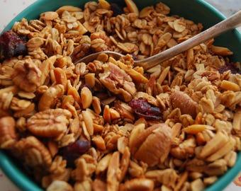 Oat Nut Granola