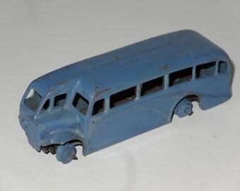 VINTAGE DINKY Toys Blue COACH