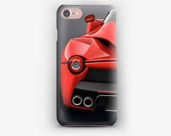 Case for iPhone 4 4s 5 5s 5SE, 5 c 6, 6 +, 6s, 6s +, 7, 7 +, The Ferrari