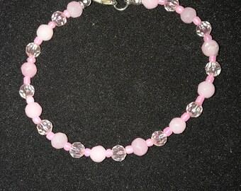 216. Pretty Baby Pink Bracelet