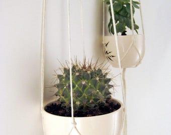 Macrame Plant Hanger (91cm)