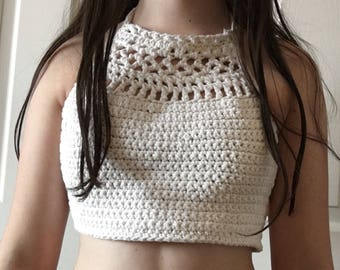 Elizabeth crochet top