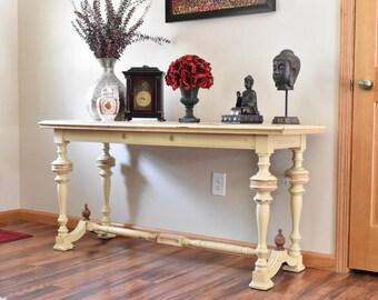 Antique Hallway Table