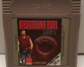 Resident Evil: Gaiden Generic Nintendo Game Boy Color GBC Cartridge