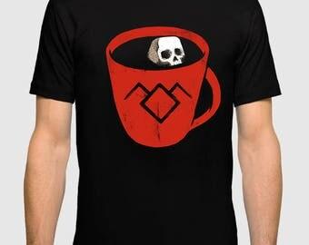 Twin Peaks Art T-shirt, Men's Women's All Sizes