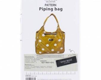 Kiyohara pattern to make a Piping Bag