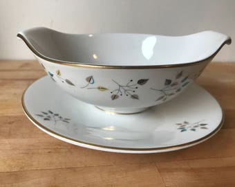 Princess China Riviera Gravy Boat