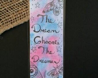 Strange the Dreamer Printed Bookmark