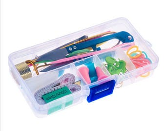 For knitting and crochet accessories set